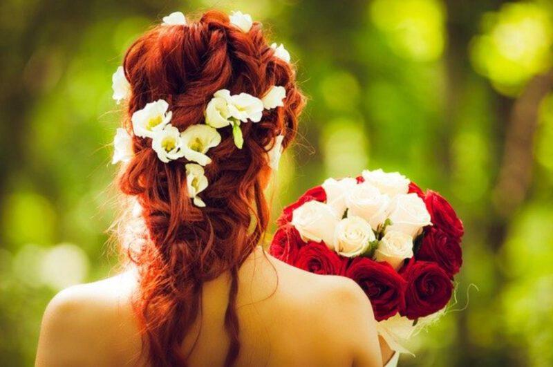 Ślub w kolorze czerwonym
