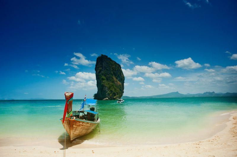 Pyszna podróż poślubna do Tajlandii